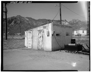 Von Braun House at White Sands Missile Range
